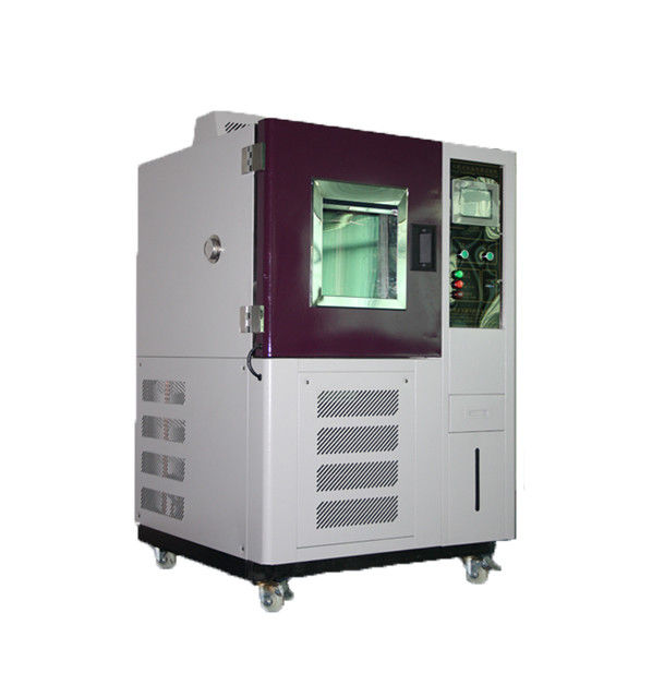 150L Programmable Constant Temperature Humidity Fast Change High And Low Temperature Cycle Environmental Test Chamber