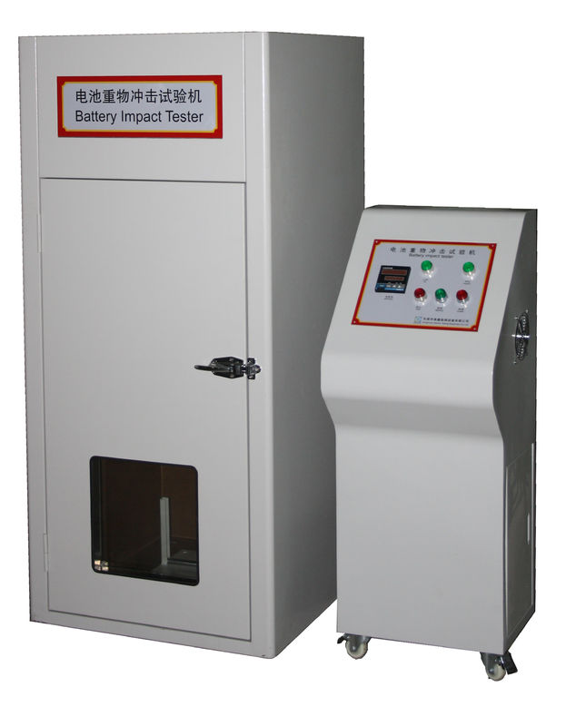 Battery Impact Tester Battery Testing Equipment with SJ/T11170 , UL 1642 ,UL 2054