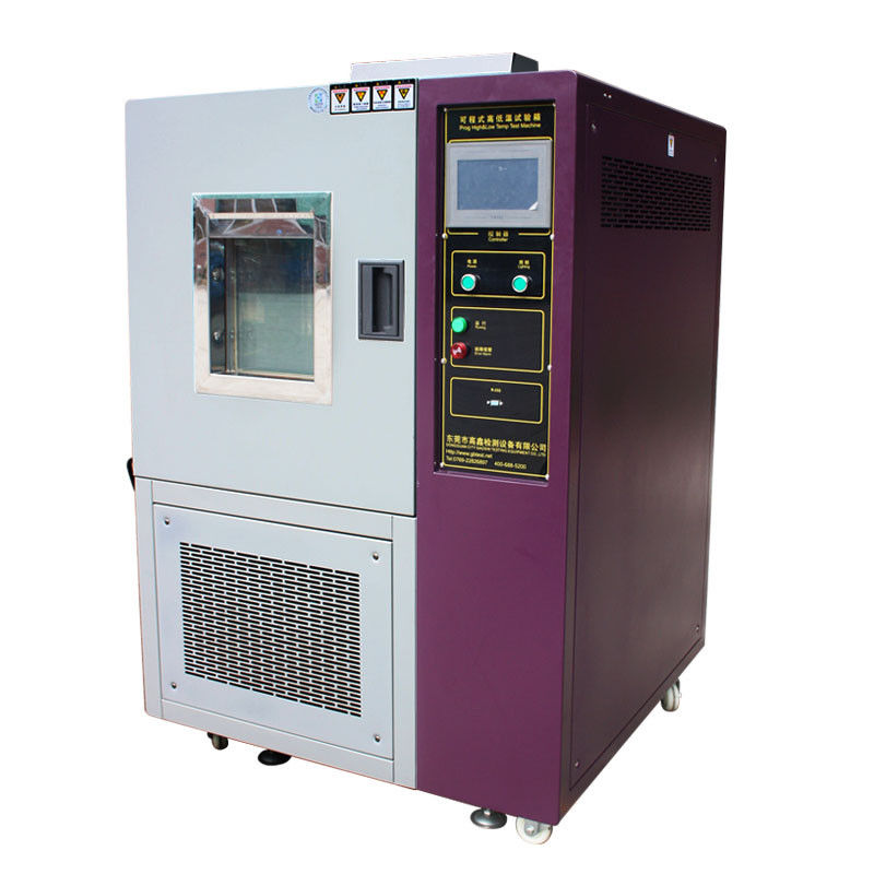 80L - 1000L Programmable Temperature Humidity Environmental Simulation Test Chamber