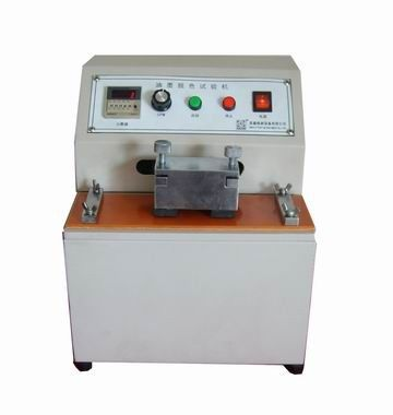 Ink Discoloration Paper Testing Machine Paper Testing Equipments Adjustable