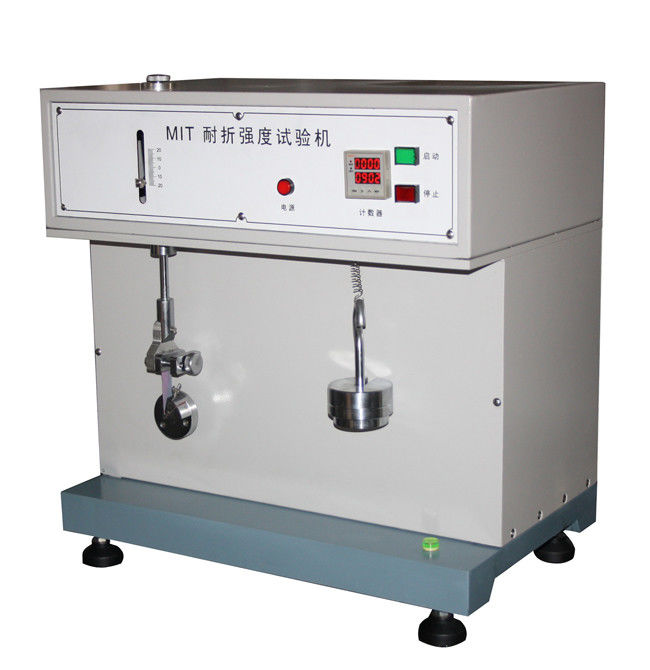 MIT Paper Testing Machine of folding endurance test for paper board  / PCB