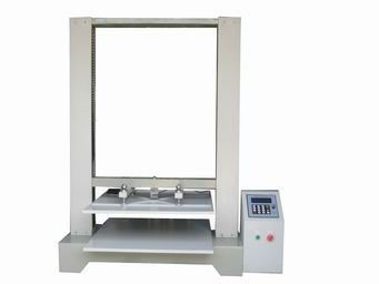 Electronic controller  Paper Box Testing Equipments , Paper Box Compression Resistance Tester