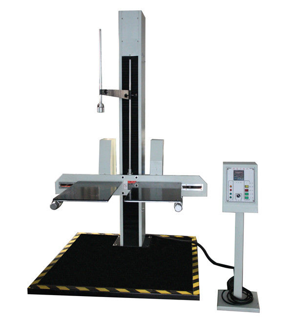 Digital Display Economical Drop Tester For Packaging Double Wing Type